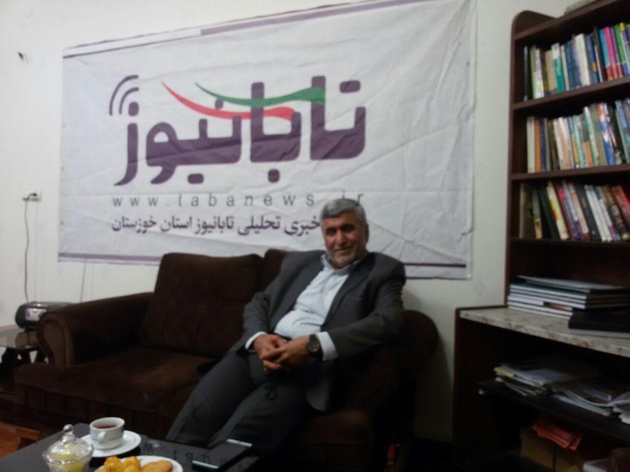 مصاحبه سایت تابانیوز با دکتر ورناصری