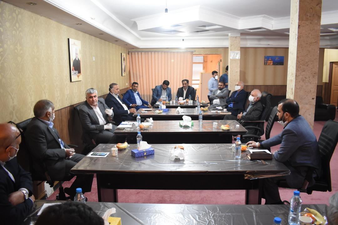 دومین نشست مجمع نمایندگان استان خوزستان برگزار شد.