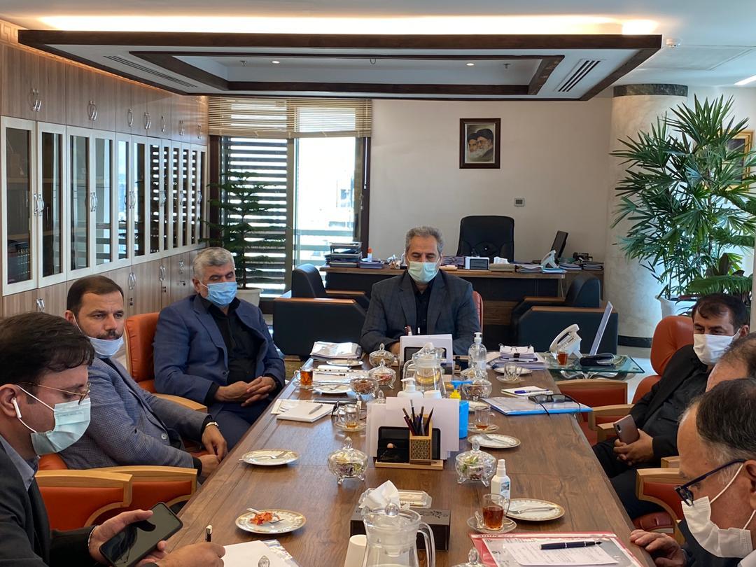 با حضور نماینده مردم مسجدسلیمان، بررسی مشکلات کشاورزی چهار شهرستان، با وزیر جهاد کشاورزی مطرح گردید