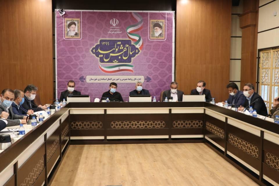 سخنرانی کوبنده نماینده مردم مسجدسلیمان، در جلسه شورای اداری استان خوزستان