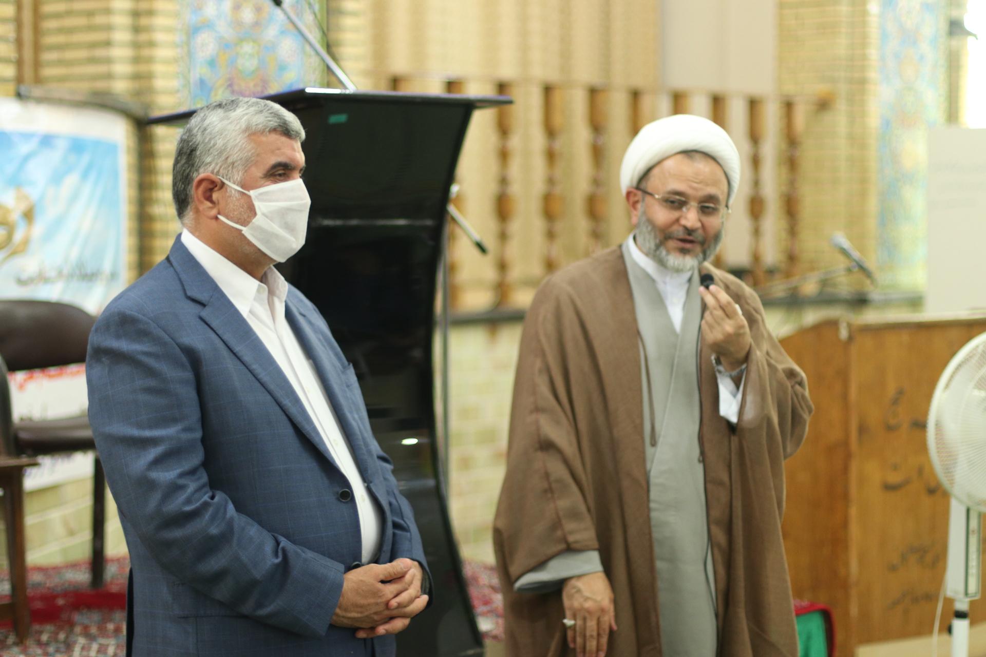 پیام دکتر علیرضا ورناصری  در پی کناره گیری حجت الاسلام امینی از منصب امامت جمعه مسجدسلیمان