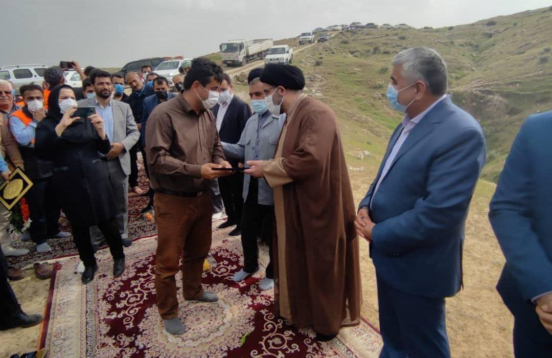 با پیگیری دکتر علیرضا ورناصری و تلاش دستگاه های اجرایی صورت گرفت: