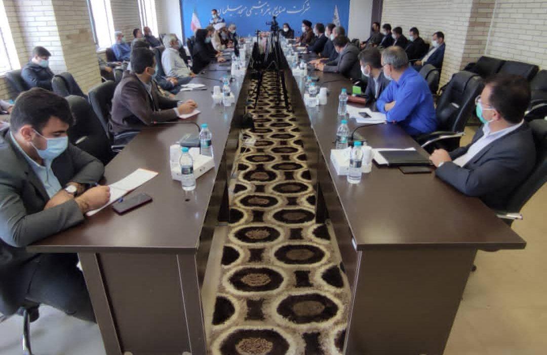 بازدید ۲ روزه هیئت های وزارت نیرو ، وزارت جهاد و کمیسیون کشاورزی مجلس از ۴ شهرستان حوزه انتخابیه