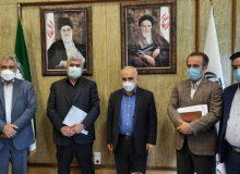 نماینده مردم مسجدسلیمان،هفتکل،لالی و اندیکا با وزیر اقتصاد و دارایی دیدار و گفتگو نمود